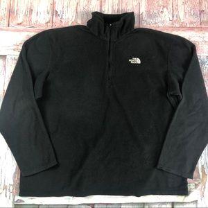 The North Face Men's 1/4 ZIP Fleece Pullover